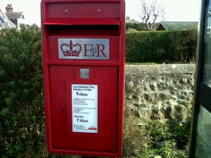 2015 0315 Muchalls post box
